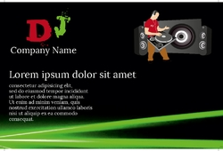 music-dj-postcard-7